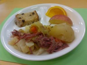 meal St Pat